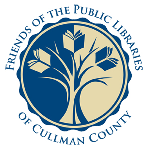 Friends of the Public Libraries of Cullman County Reading Tree Logo