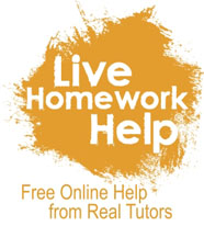 Live Homework Help - Free Online Help From Real Tutors
